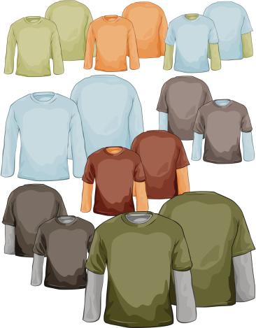 Men's Long-Sleeve Tees