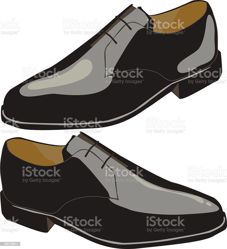 Más Un Blanco De Sobre Ilustración Y Zapatos Para Fondo Hombre hQrsdCtxoB