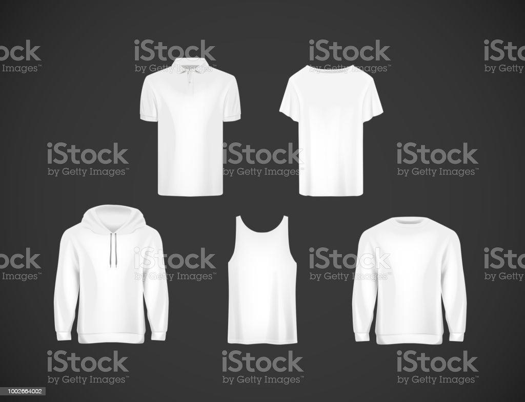 Mens Slimfitting Short Sleeve Polo Shirt Greenpolo Shirt Mockup