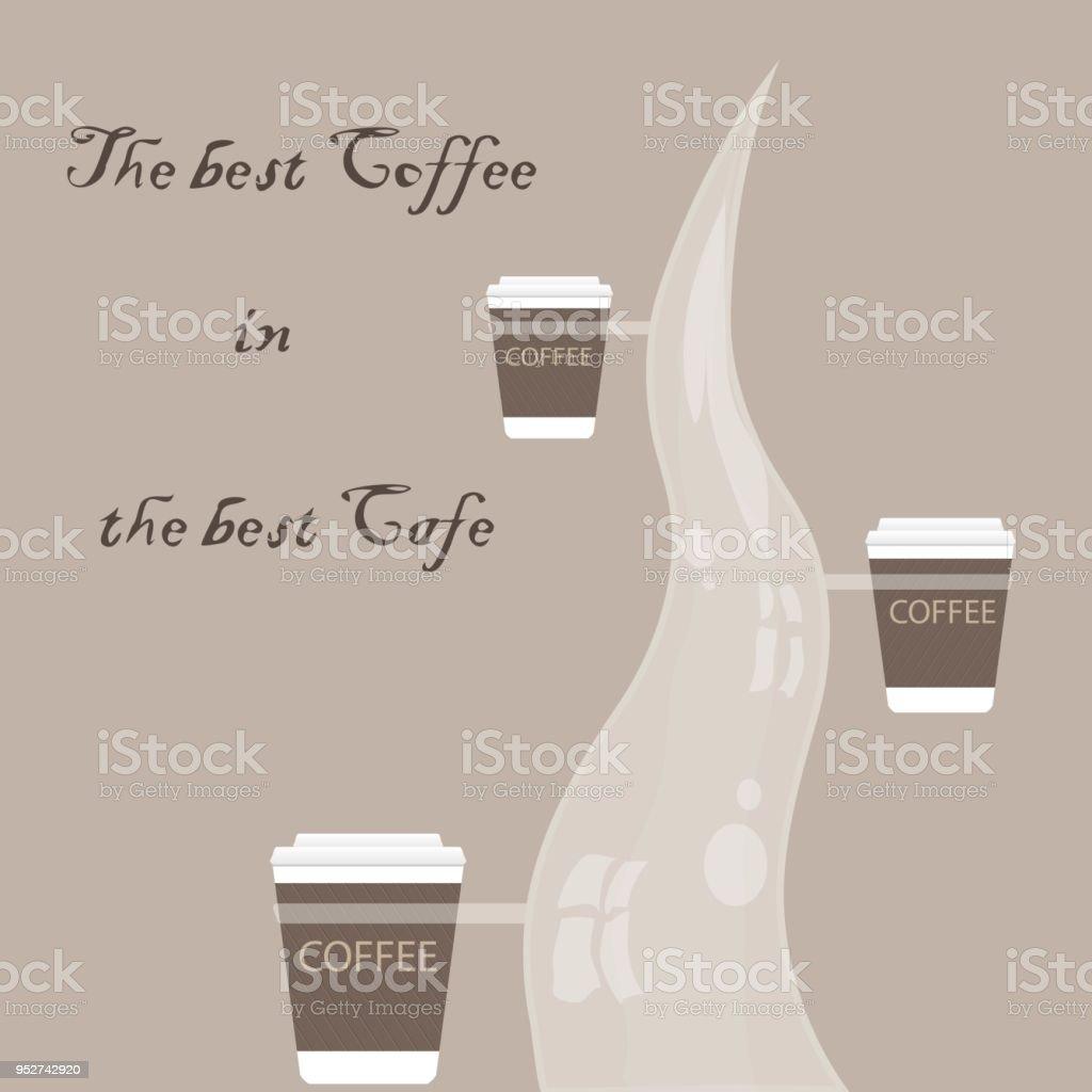 Menu and logo for restaurant cafe bar coffee house on old paper menu and logo for restaurant cafe bar coffee house on old paper reheart Choice Image