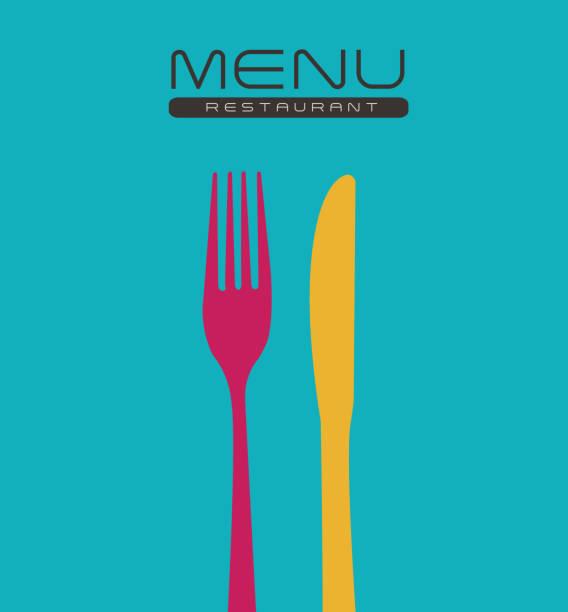 メニューのデザイン - 高級料理点のイラスト素材/クリップアート素材/マンガ素材/アイコン素材