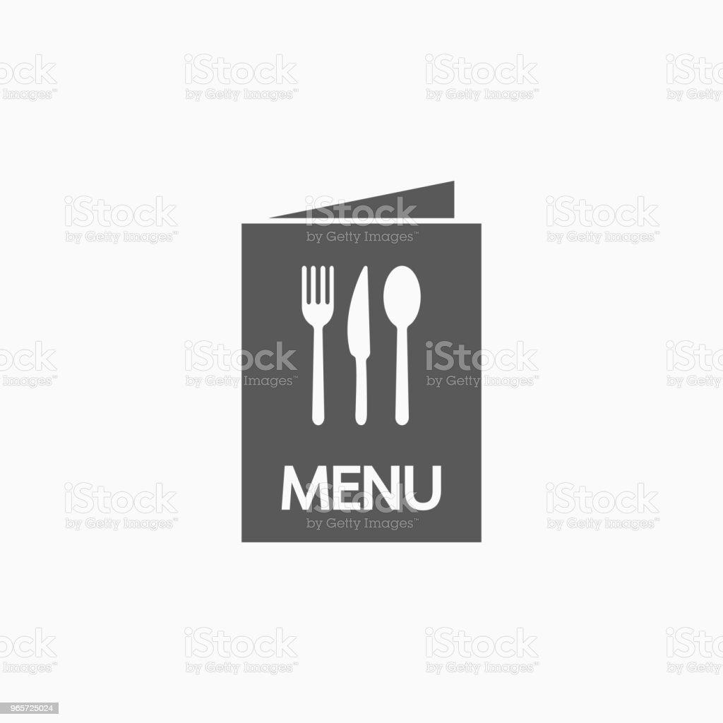 menu icon - Royalty-free Advice stock vector
