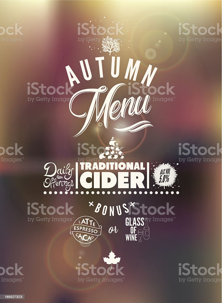 Menu poster. Vector background. royalty-free menu poster vector background stock vector art & more images of abstract