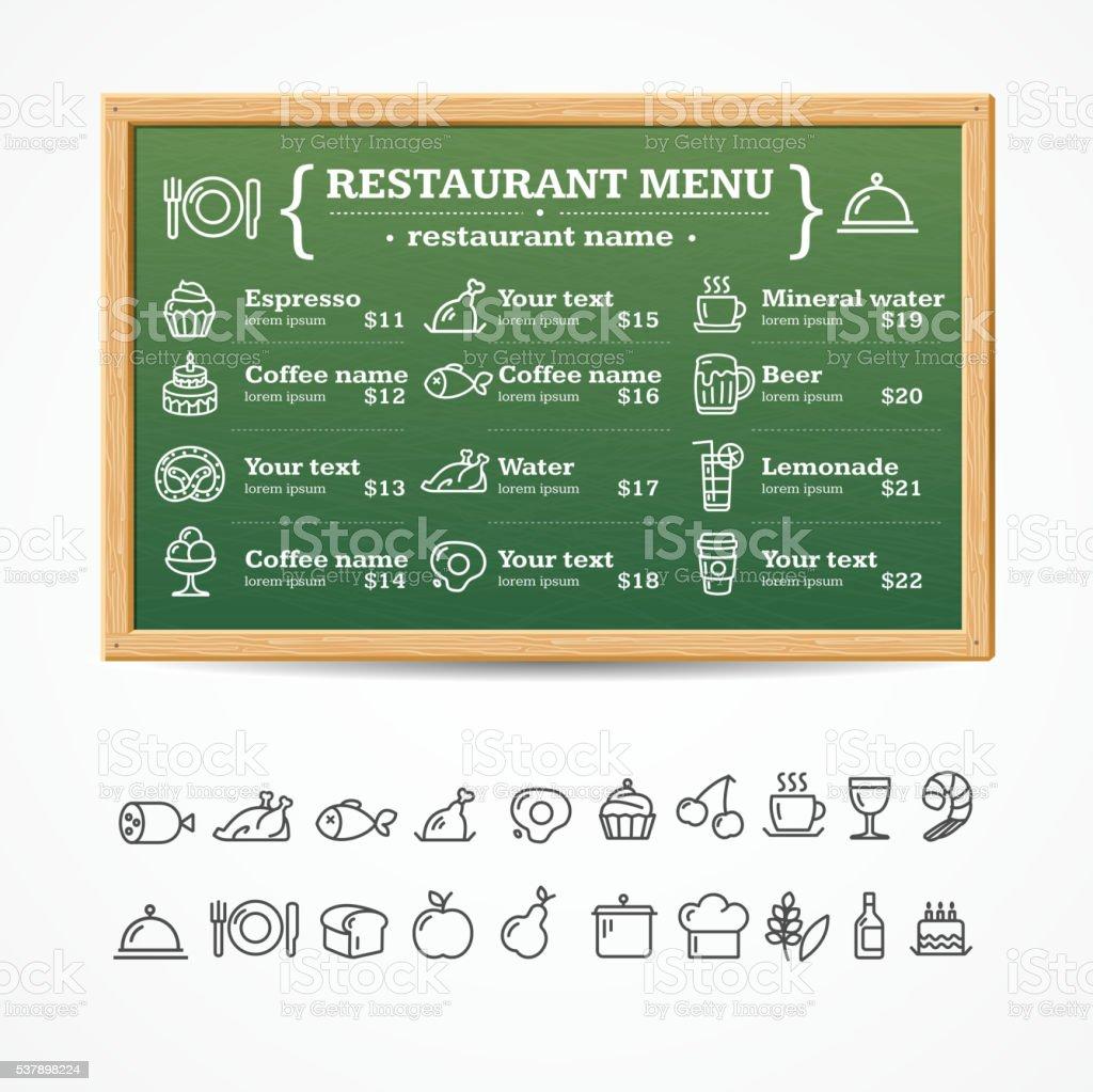 ボード レストラン