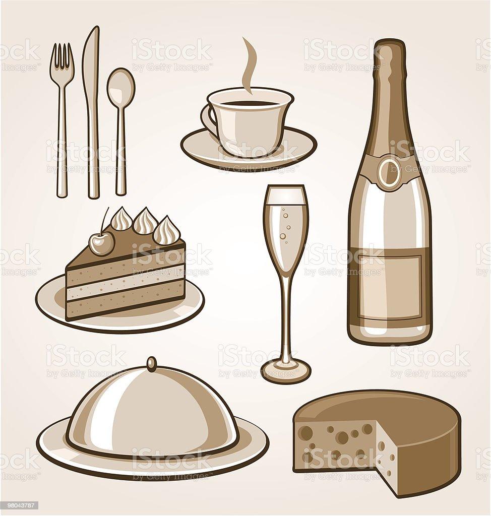 Menu menu - immagini vettoriali stock e altre immagini di alchol royalty-free