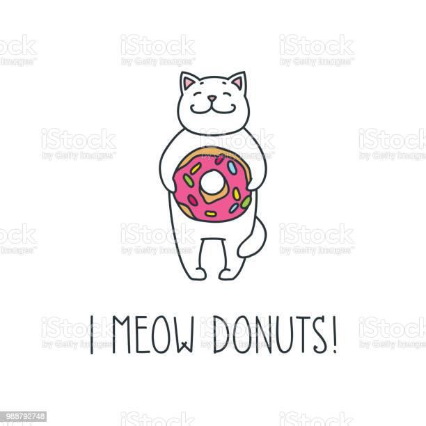 Meow donuts vector id988792748?b=1&k=6&m=988792748&s=612x612&h=2cekp3adwpamr29xhwiq1o6wvrdpb7ps9t1frx vnjy=