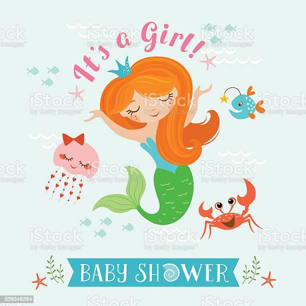 Mermaid baby shower vector id539348384?b=1&k=6&m=539348384&s=612x612&h=lzwzwlz e8snbp7xd4uu 6aa e3qroa3i9zxyfk2uug=
