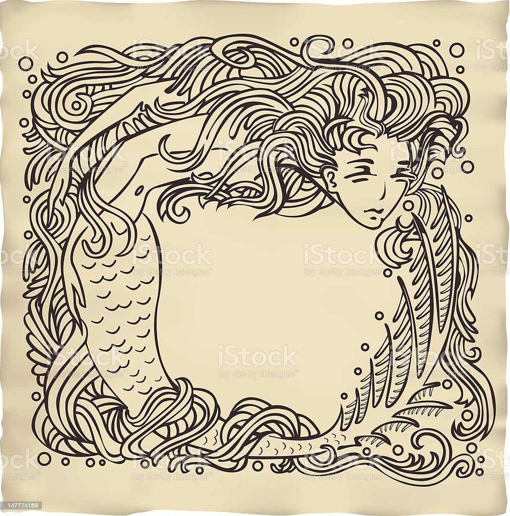 vignette vector free download