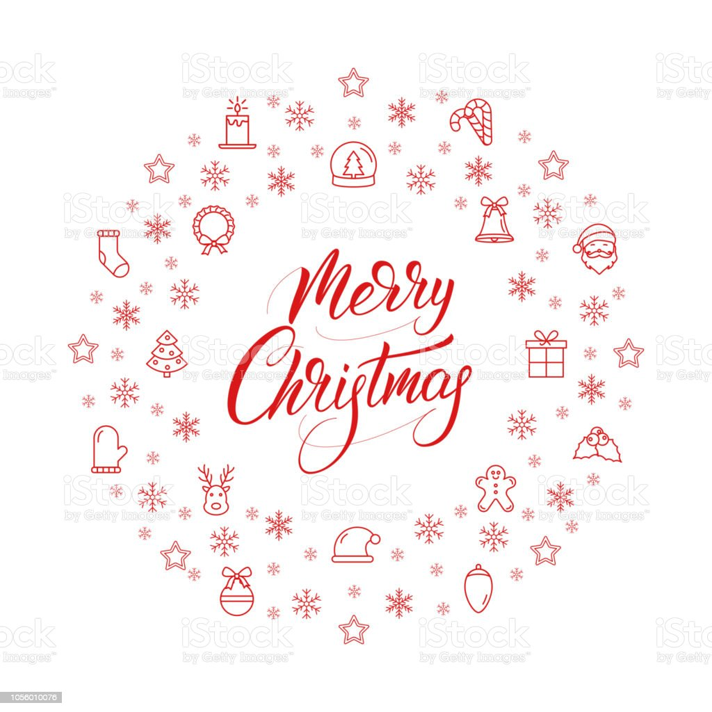 merry christmas and happy new year banner design for winter season holidays royalty free