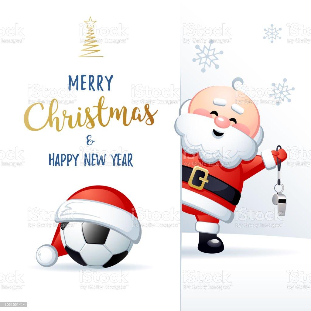 Frohe Weihnachten Und Gluckliches Neues Jahr Netter