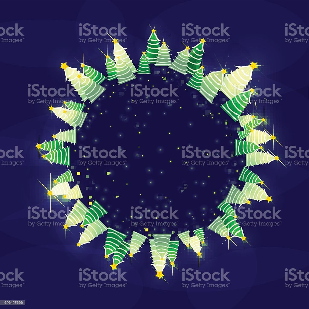 merry christmas and happy new year greeting card blank template royalty free merry christmas