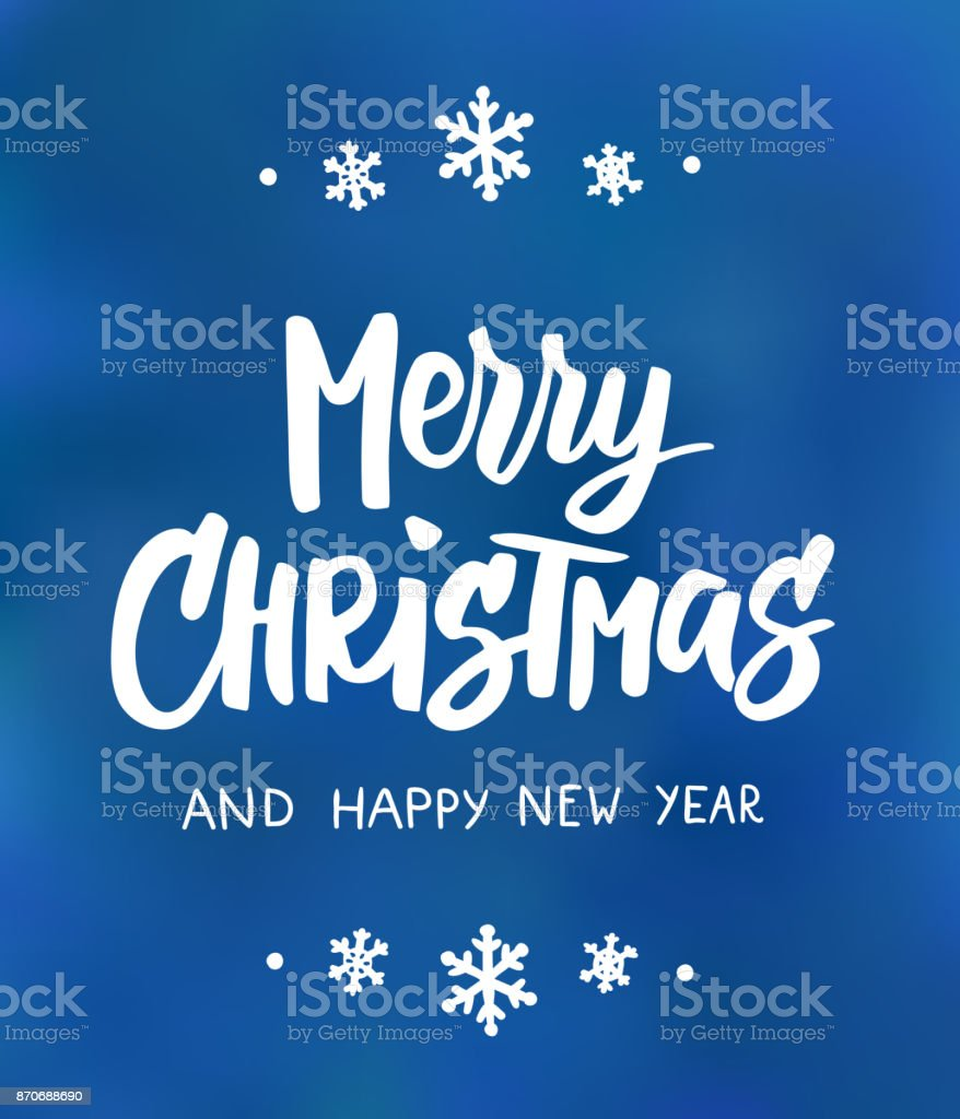 Merry christmas and happy new year text holiday greetings quote merry christmas and happy new year text holiday greetings quote great for christmas gift m4hsunfo