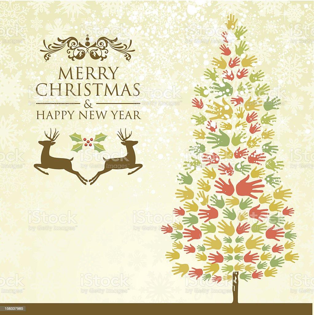 ハッピー メリー クリスマス 英語