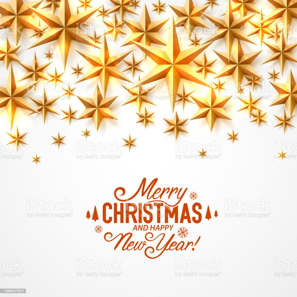 merry christmas and happy new year vector background design royalty free merry christmas