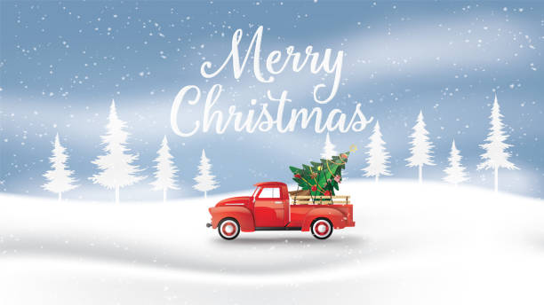 New Truck Prices >> Best Truck With Christmas Tree Illustrations, Royalty-Free ...