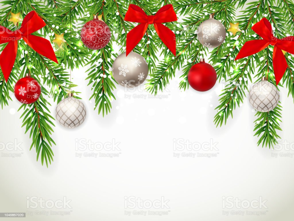merry christmas and new year background vector illustration royalty free merry christmas and new