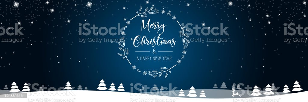 merry christmas and new year banner background royalty free merry christmas and new year banner