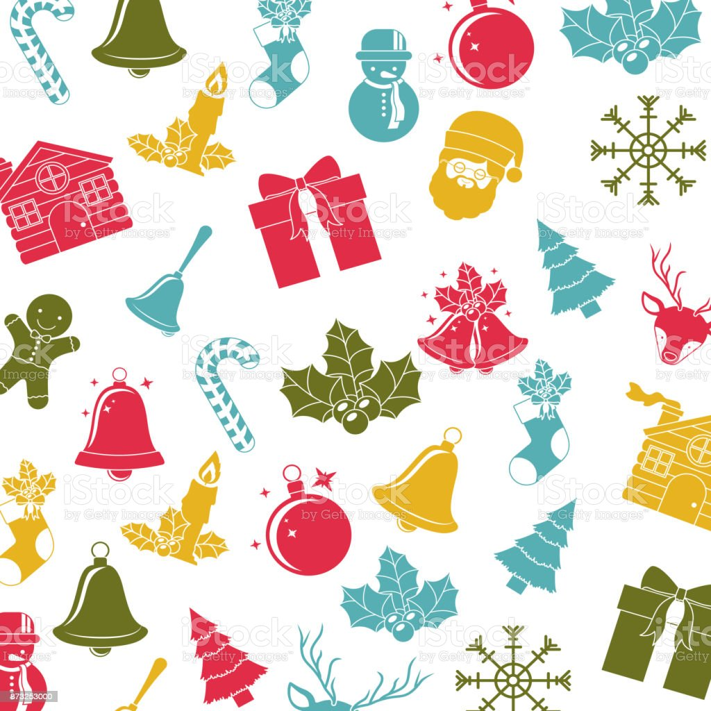Christmas Background Design.Merry Christmas Background Design Stock Vector Art More Images Of Arts Culture And Entertainment