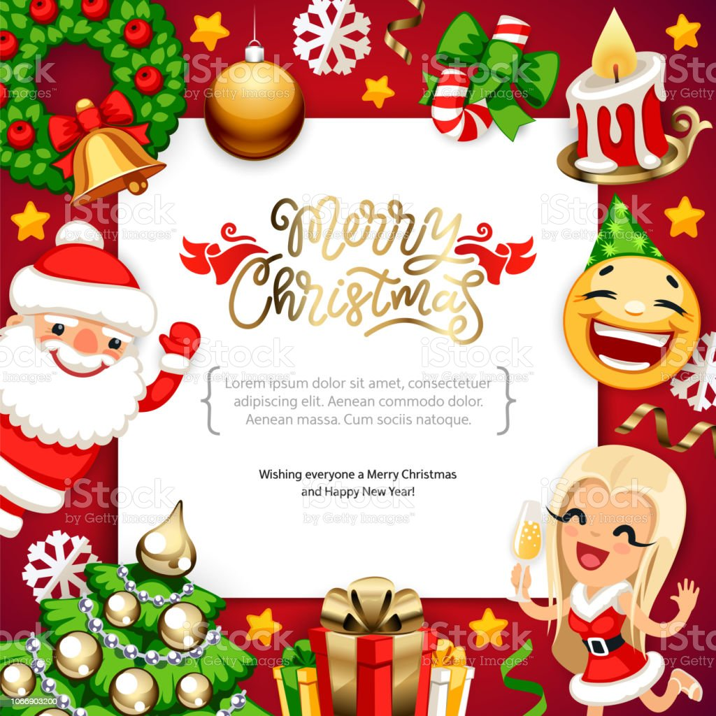 merry christmas background with copy space on red stock illustration download image now istock merry christmas background with copy space on red stock illustration download image now istock