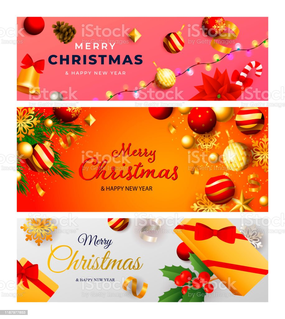 Download Merry Christmas Banner Free