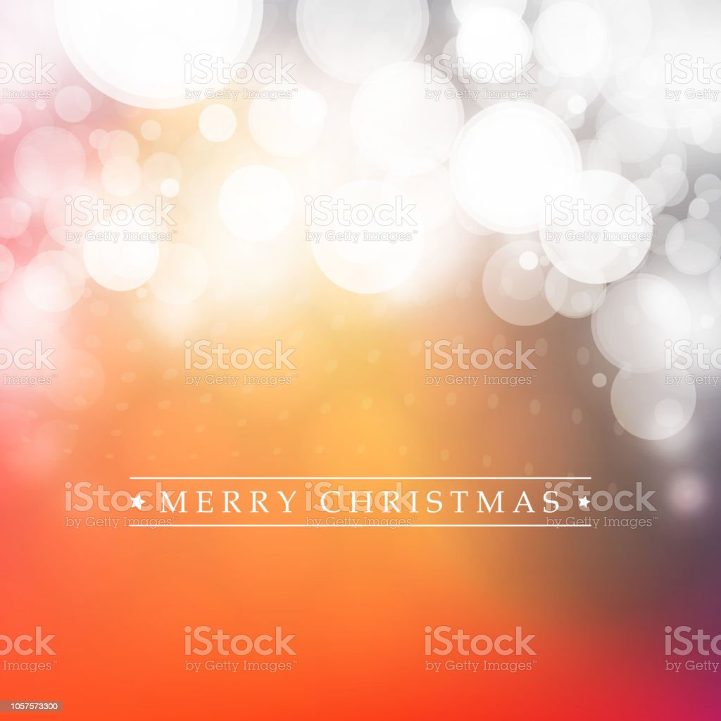 Merry Christmas Card Template Stock Vector Art More Images Of