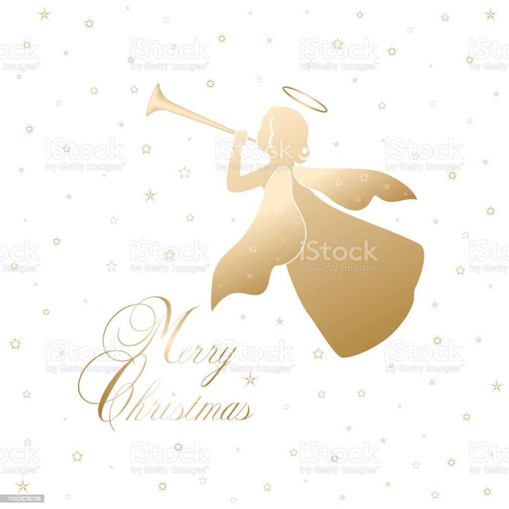 Engel Creme Engel mit Trompete Trompetenengel Engel Kartengestaltung Scrapbooking Weihnachten Weihnachtskarten Weihnachtsdekoration SekleBo/® Selbstklebende Bord/üre 94510 25-R 30