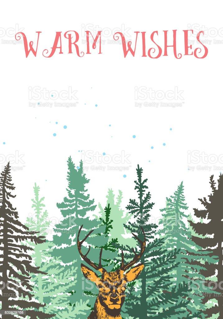 Diseño De La Feliz Navidad Caligrafía De Navidad En Color Manuscrita ...