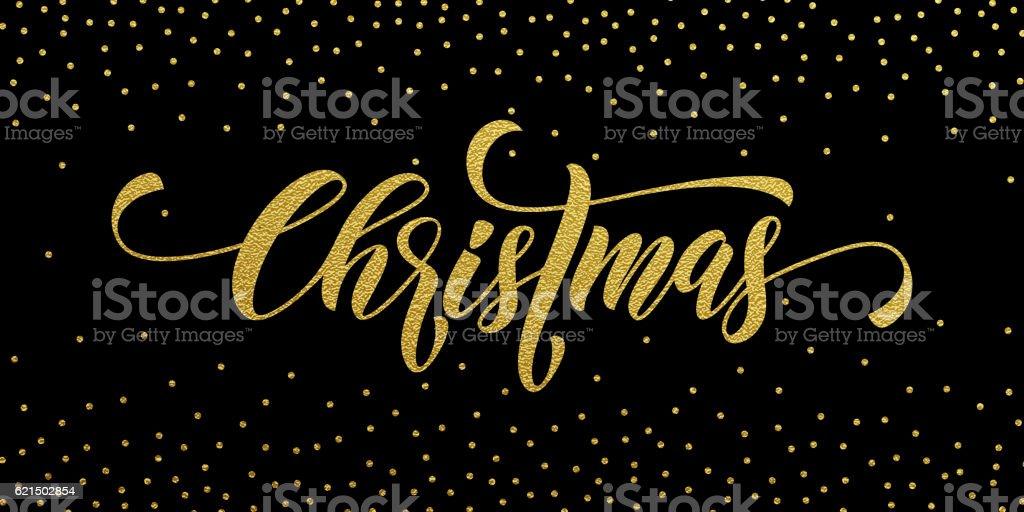 Merry Christmas gold greeting card, poster glitter merry christmas gold greeting card poster glitter - immagini vettoriali stock e altre immagini di bianco royalty-free