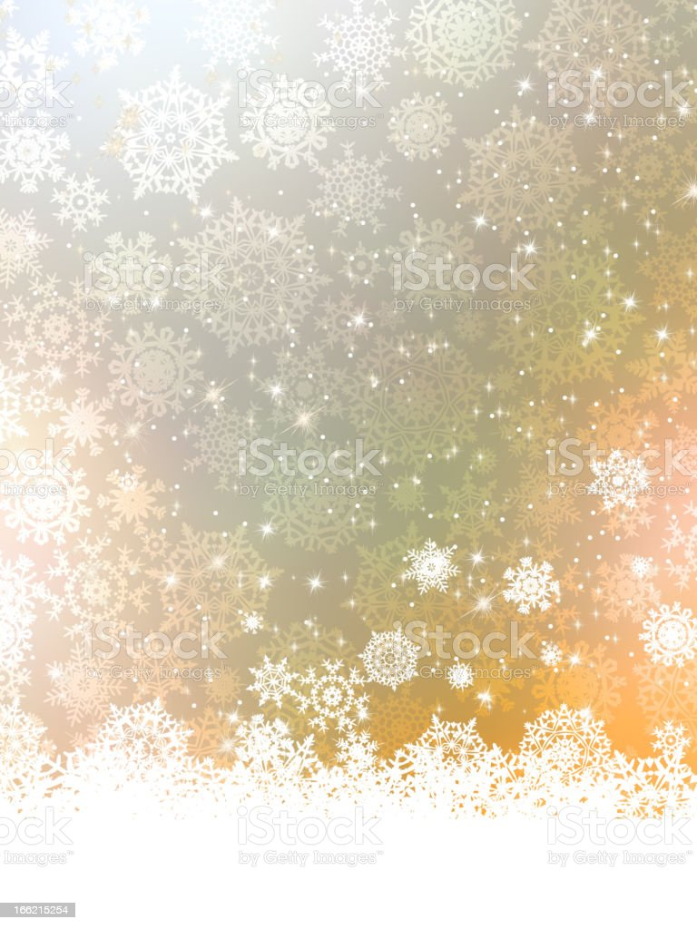 Merry Christmas Greeting Card. EPS 8 royalty-free stock vector art
