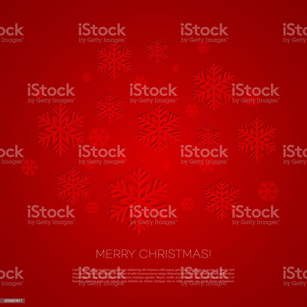 Auguri Di Buon Natale In Cinese.Buon Biglietto Di Auguri Di Natale Con Fiocchi Di Neve Immagini