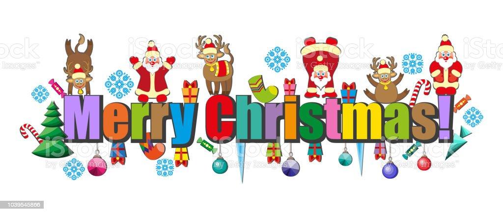Buchstaben Frohe Weihnachten.Frohe Weihnachten Glücklich Von Buchstaben Frohe Weihnachten