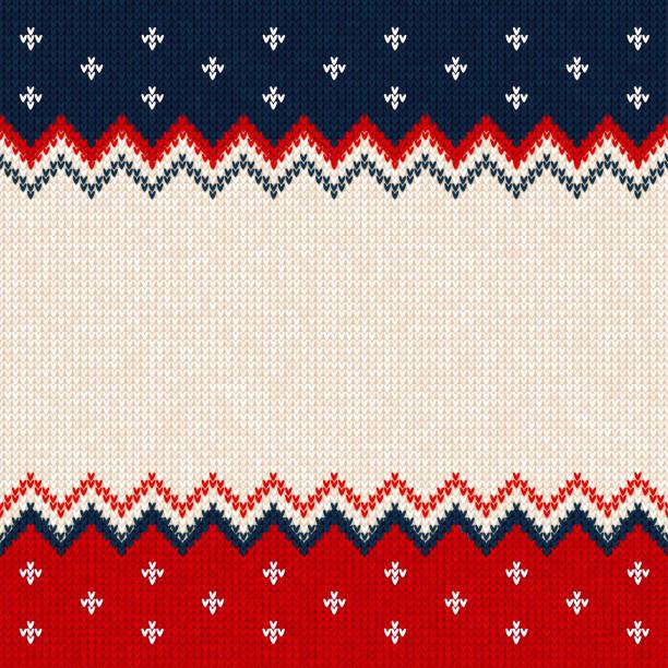 frohe weihnachten, frohes neues jahr grußkarte frame skandinavischen ornamente - monster stock-grafiken, -clipart, -cartoons und -symbole
