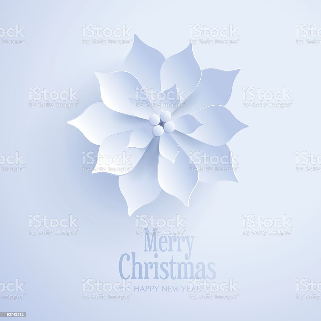 Merry Christmas! Happy New Year. vector art illustration