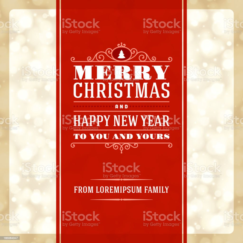 Merry Christmas invitation card ornament decoration background royalty-free merry christmas invitation card ornament decoration background stock vector art & more images of backgrounds