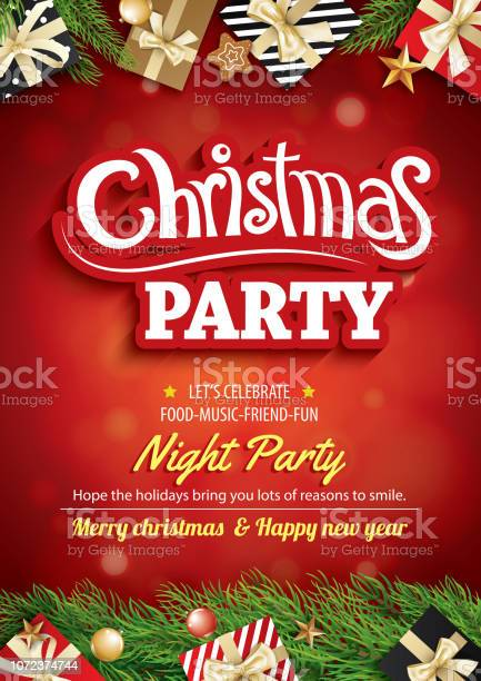 Christmas Party Free Vector Art 24 044 Free Downloads