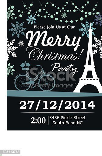 istock Merry Christmas Party 528413765