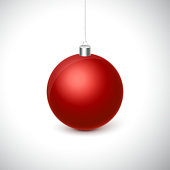 Merry Christmas sale bauble