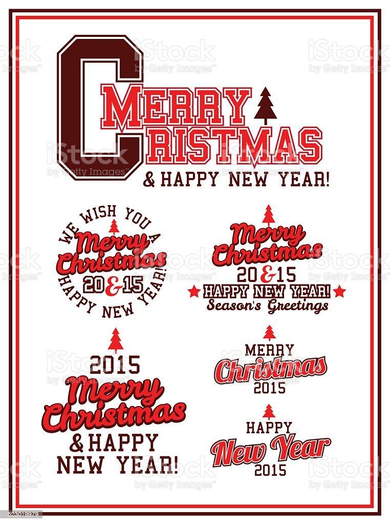 Joyeux Noel Universitaire Cliparts Vectoriels Et Plus D Images De