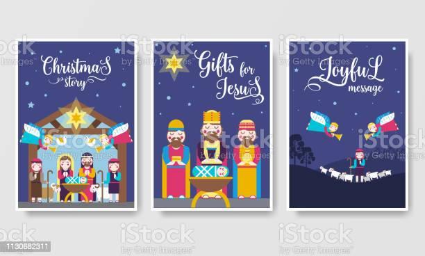 Merry christmas vector brochure cards set birth of christ template of vector id1130682311?b=1&k=6&m=1130682311&s=612x612&h=ib9ssx6fjiwgh zpsiqy6r75b bgsqgaykscxyfmrsi=