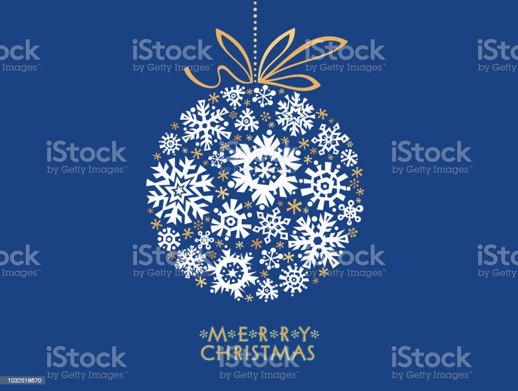 Merry Christmas! vector art illustration