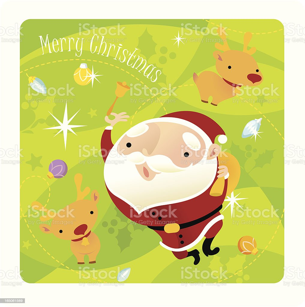 Merry Christmas royalty-free merry christmas stock vector art & more images of arts culture and entertainment