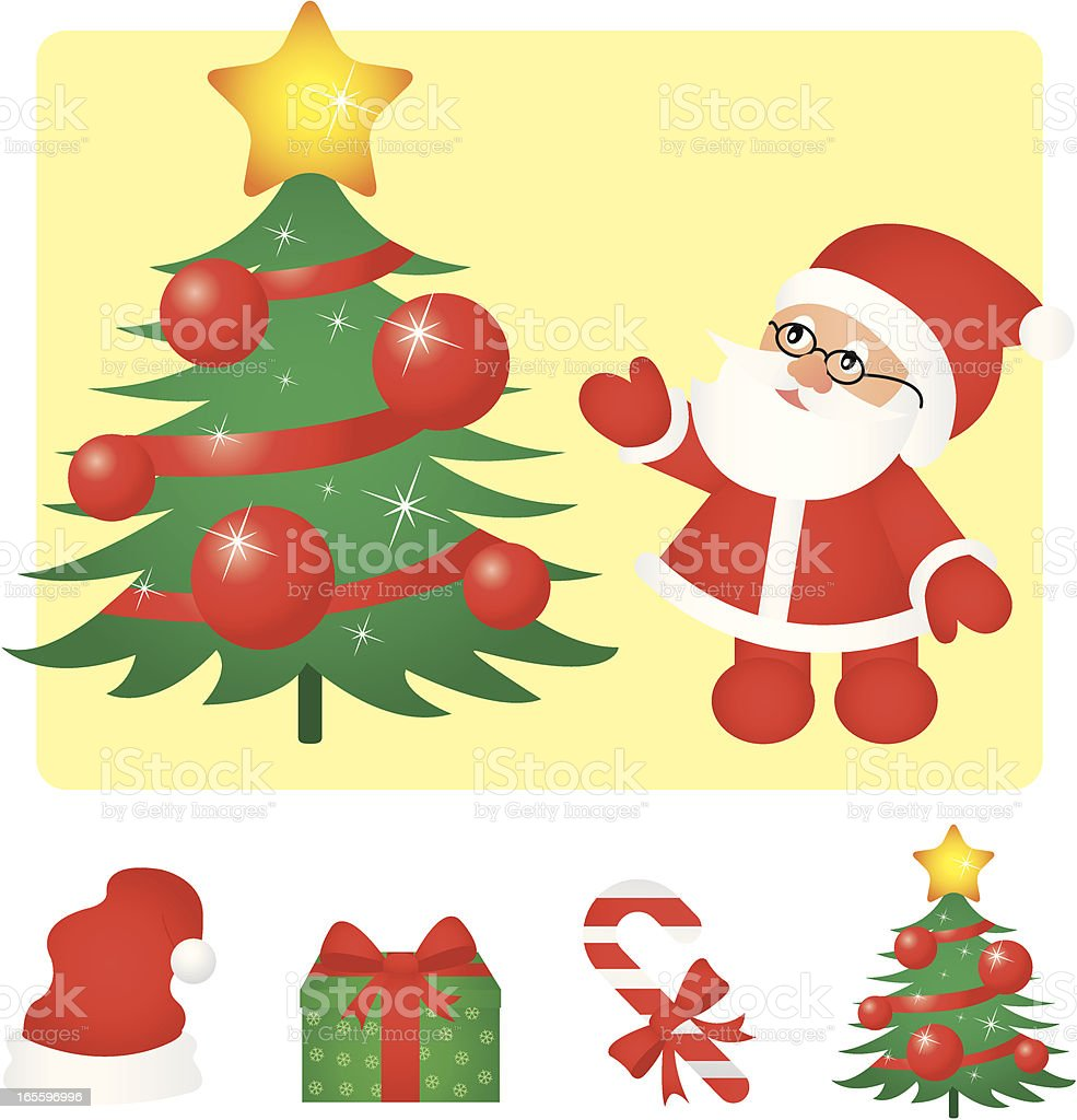 Merry Christmas royalty-free merry christmas stock vector art & more images of candy