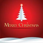 Christmas tree graphics.