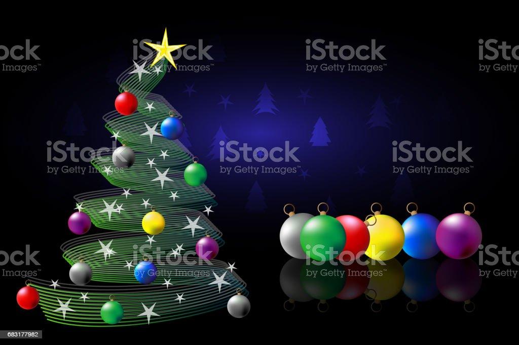 메리 크리스마스! royalty-free 메리 크리스마스 0명에 대한 스톡 벡터 아트 및 기타 이미지