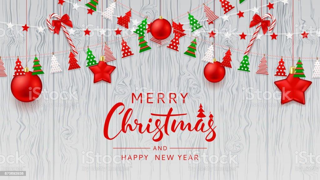 Feliz Natal modelo de Banner da Web vetores de feliz natal modelo de banner da web e mais imagens de a data royalty-free