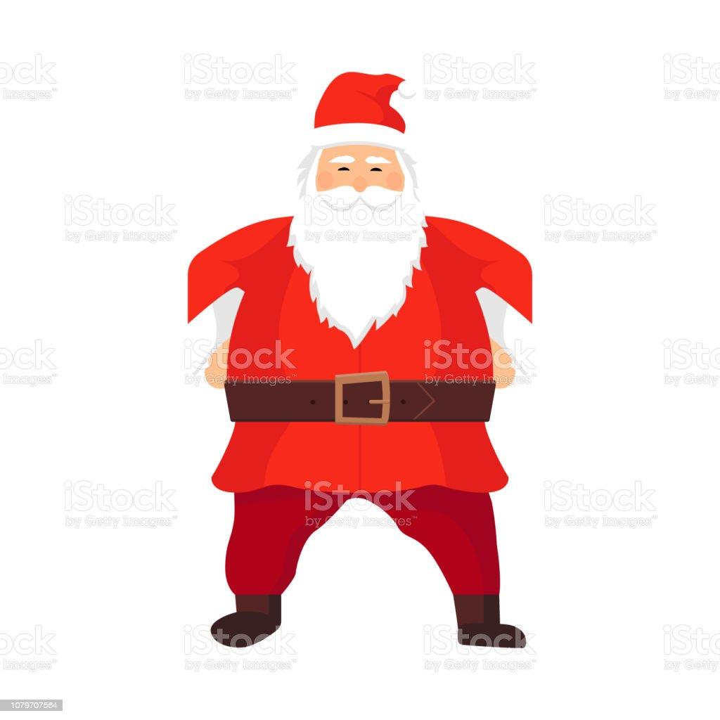 Joyeux Noel Histoire Des Arts.Joyeux Noel Homme Vieux Dessin Anime En Costume De Clauses