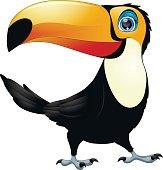 Merry Toucan Bird