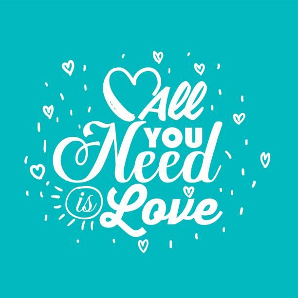 ilustrações de stock, clip art, desenhos animados e ícones de message in calligraphy design - coração fraco