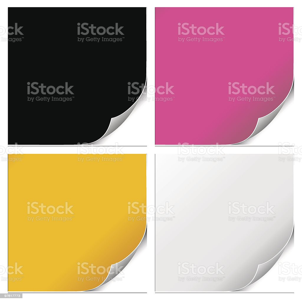 Message pad royalty-free message pad stock vector art & more images of angle