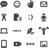 Message Transfer Icons - Acme Series